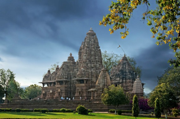 Temple Town of The Central India – Khajuraho