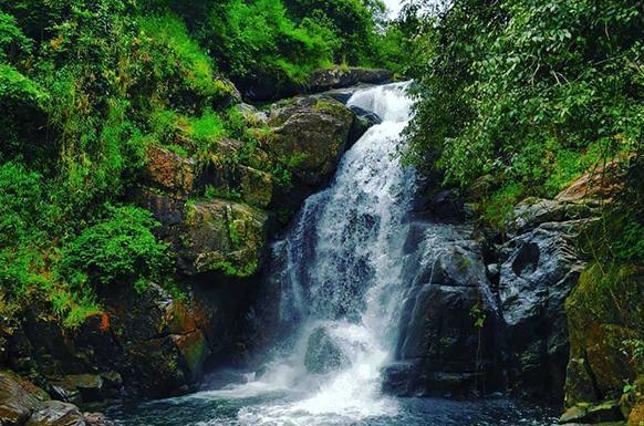 Meenmuttey Water Falls