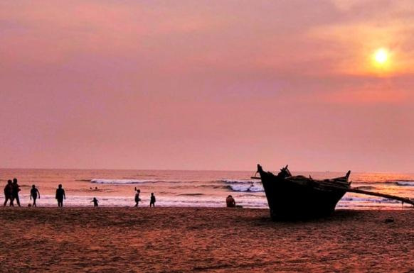 Morjim Beach – North Goa